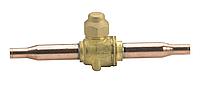 Запорный шаровой клапан GBC 12s / под пайку без клапана Шредера / Danfoss