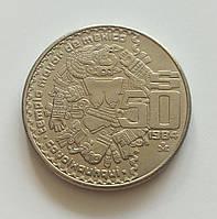 50 песо Мексика 1984 г., фото 1
