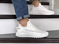 Мужские кроссовки белые 5G-HWEI 9004, фото 1