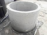 Бетонне кільце для колодязя КС 10.9, фото 2