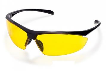Окуляри захисні Global Vision Lieutenant (yellow lens)