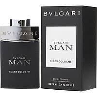 Мужской аромат BLV Man in  Black Cologne