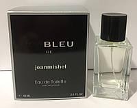 Мужской парфюм Jeanmishel LoveBleu de 60 мл