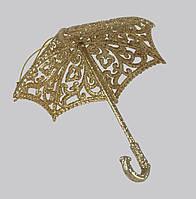 Зонтик, Оригинальная подвеска на елку, 100*100*70 mm
