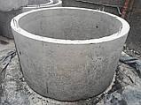 Залізобетонне кільце колодязне КС 15.9, фото 2