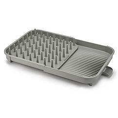 """Сушилка-конструктор для посуды """"Duo"""" 36.8х34х14.5см полипропиленовая Joseph Joseph"""