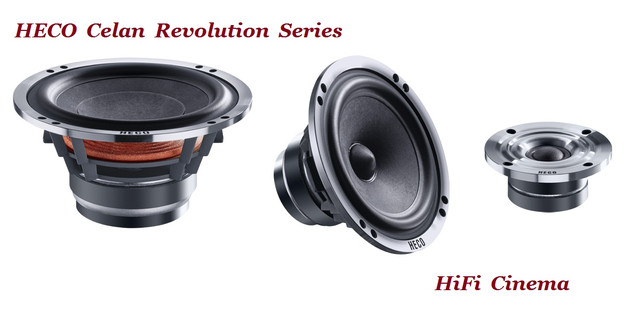 Heco Celan Revolution - Chassis