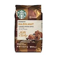 Кофе Starbucks Hazelnut Flavored Ground Coffee 311g