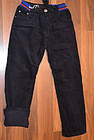 Утеплённые вельветы на флисе для мальчиков,размеры 110-140,Фирма TAURUS.Венгрия, фото 1