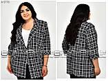 Пиджак женский Размеры 48.50.52.54.56.58.60.62, фото 2
