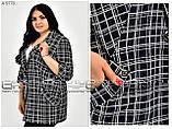 Пиджак женский Размеры 48.50.52.54.56.58.60.62, фото 3