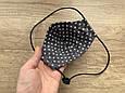 Маска для лица, Звезды на графите, фото 8
