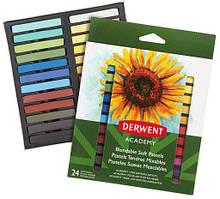 Набор сухой пастели Derwent Academy Soft Pastels