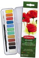 Набор акриловых красок Derwent Academy™ Watercolour.