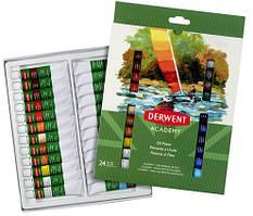 Набор масляных красок Derwent Academy