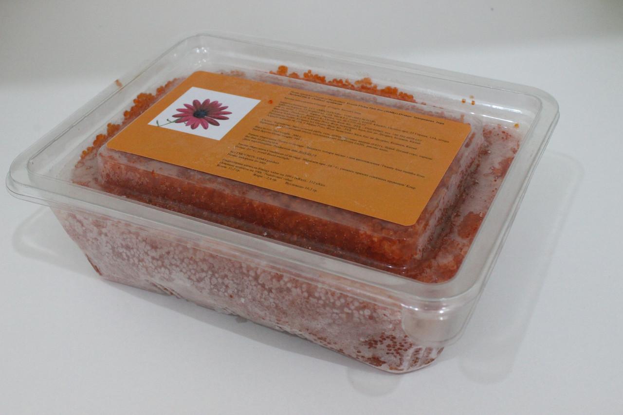 Икра тобико оранжевая 500 г
