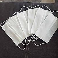 Защитная повязка для лица одноразовая (упаковка 100 штук)