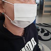Защитная повязка для лица одноразовая (упаковка 200 штук)