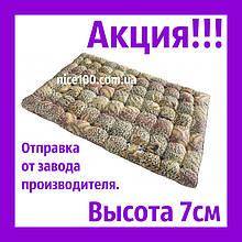 Матрас ватный 70х190 одинарный в кровать, ватный матрас, ватные матрасы, матрасы ватные, матрац ватяний 70*190