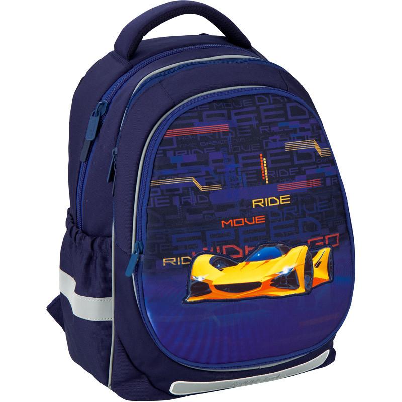 Рюкзак школьный Kite 700 Fast cars K20-700M(2p)-4