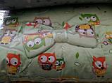 Комплект постельного белья в детскую кроватку, фото 4