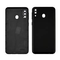 Задняя крышка Samsung M205 Galaxy M20 (2019) черная
