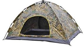 Палатка автоматическая 4-х местная Комуфляж