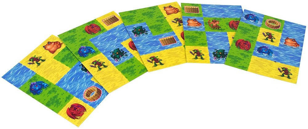 Настольная игра Cutterland. Классика (Каттерлэнд Классика), фото 2