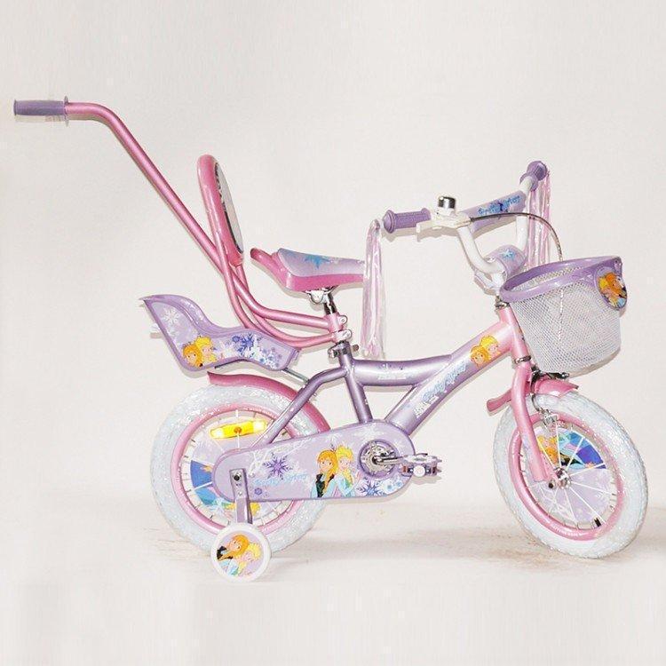 Велосипед фиолетовый Sigma Ice Frozen 14 дюймов