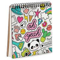Блокнот Sketchbook Стикеры (BDK_17A098)