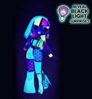 """ANGLES ОМГ Оригинал Игровой набор с куклой L.O.L. SURPRISE! серии лайтс """"O.M.G. Lights"""" - Ангел"""