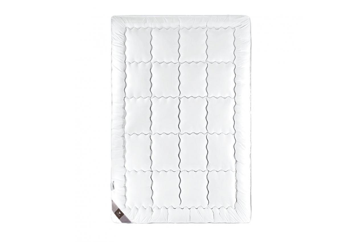 Одеяло искусственный лебяжий пух 140х210 летнее Super Soft Premium IDEIA