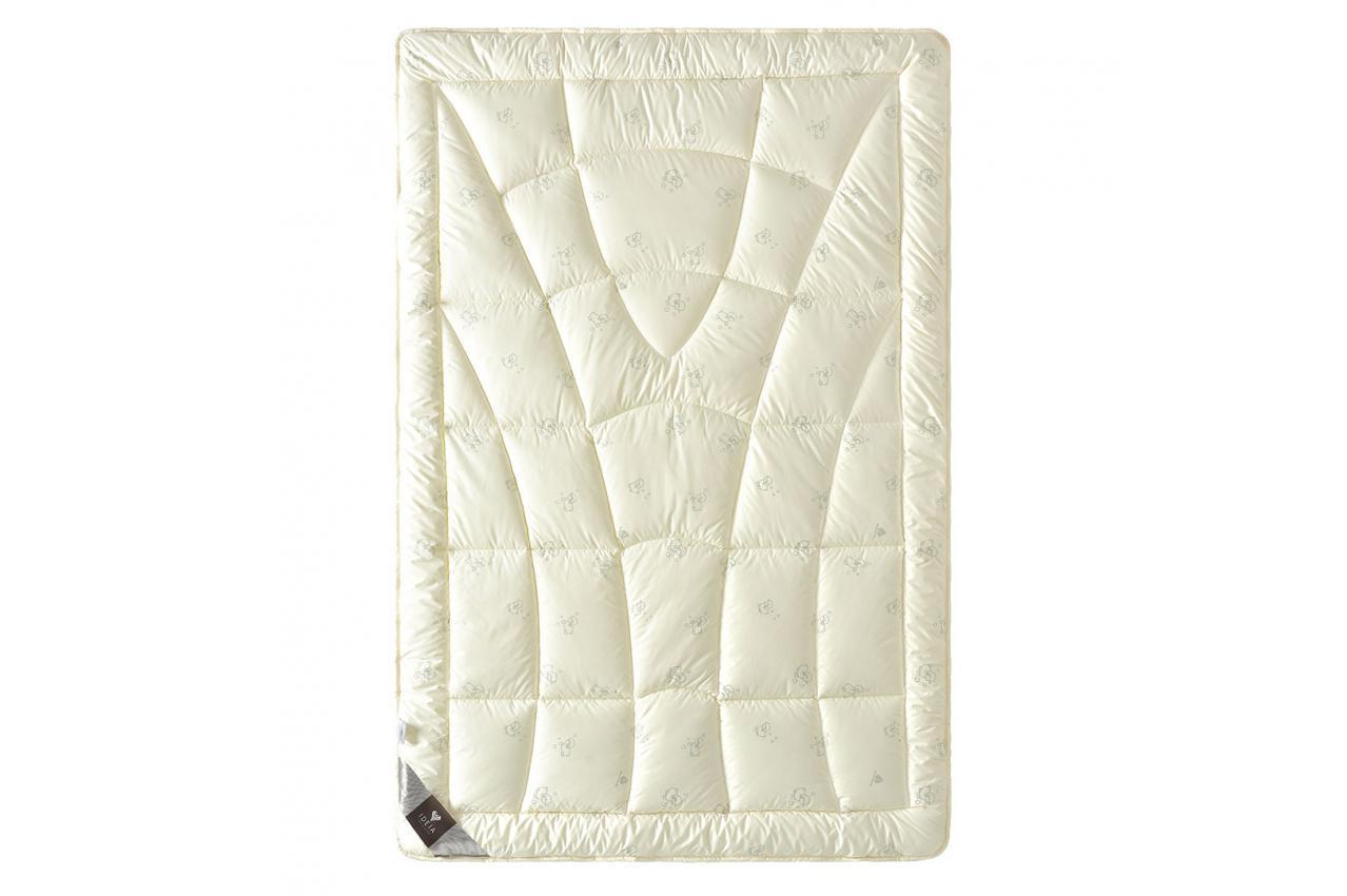 Одеяло шерстепон 200х220 зимнее Wool Classic IDEIA