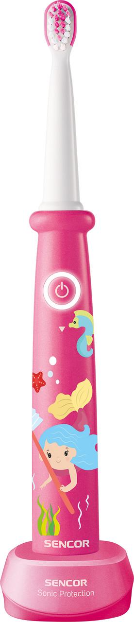 Дитяча електрична зубна щітка Sencor SOC 0911RS
