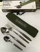 Столовые приборы для походов Trakker Armolife Cutlery Set