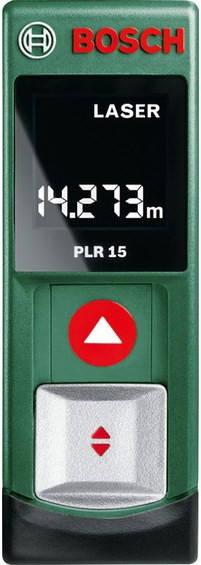 Bosch PLR 15 Дальномер лазерный (0603672021)