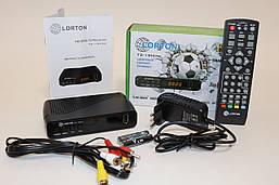 LORTON T2-18 HD MINI цифровой эфирный DVB-T2 ресивер (тюнер Т2)