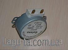 Моторчик вращения тарелки микроволновки 30 в, фото 3