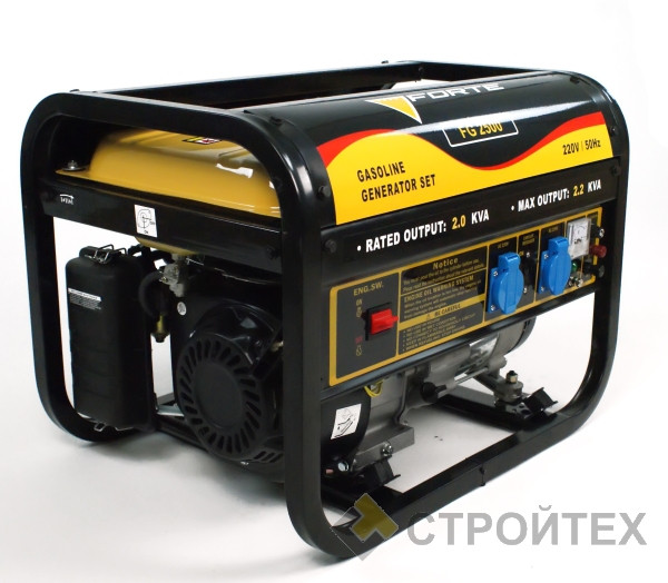 Forte FG2500 Электрогенератор