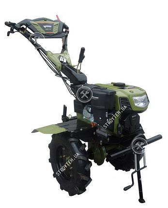 Forte 1050G LUX Культиватор бензиновый Зеленый