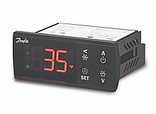 Электронный контроллер температуры ERC 211 / Danfoss