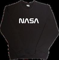 Свитшот толстовка NASA (НАСА) черный