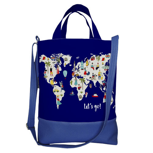 Городская сумка City Let`s go! (SCB_20M012_SI)