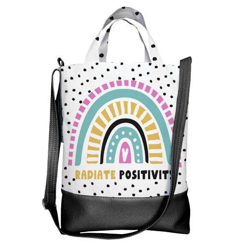 Городская сумка City Radiate positive (SCB_20M001_BL)