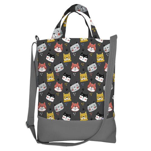 Городская сумка City Котики (SCB_20M016_SE)