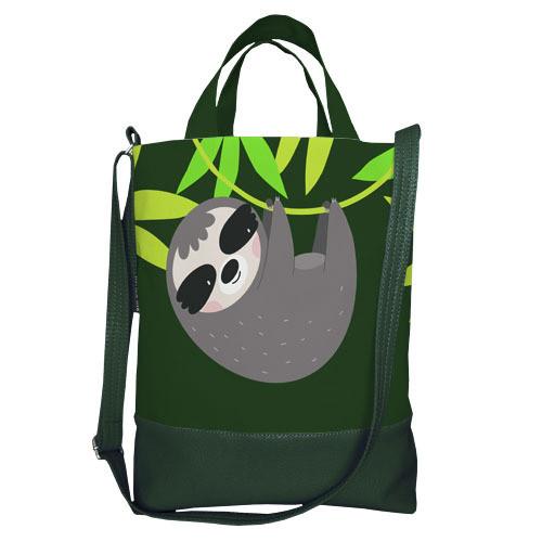 Городская сумка City Ленивец (SCB_20M023_TZE)