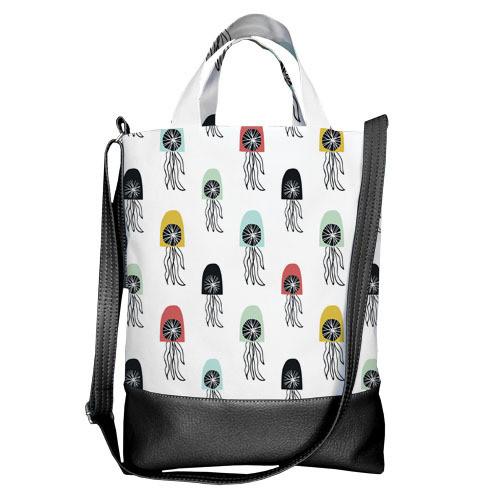 Городская сумка City Медузы (SCB_20M006_BL)