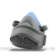 Полумаска протипилевая респиратор со сменним фыльтром