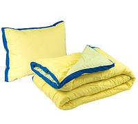 Одеяло с Подушкой Полуторное 140х205 Fresh Breeze силикон 200г/м2 Руно 321Fresh Breeze A