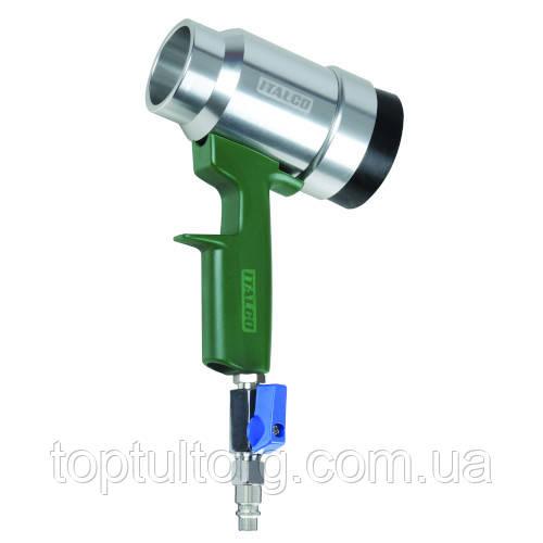 Обдувочный пистолет для сушки лакокрасочных материалов пневматический ITALCO DRYING-A